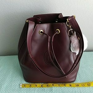 CARTIER BUCKET BAG
